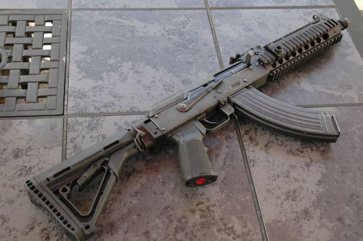 http://tactical.toys/blog/aks-74u-krinkov/  http://tactical.toys/blog/ak-47-akm-ak-74-krinkov-videos/