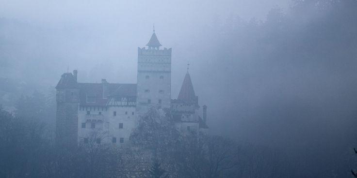 Count Dracula's Castle Is Up for Sale - Cosmopolitan.com