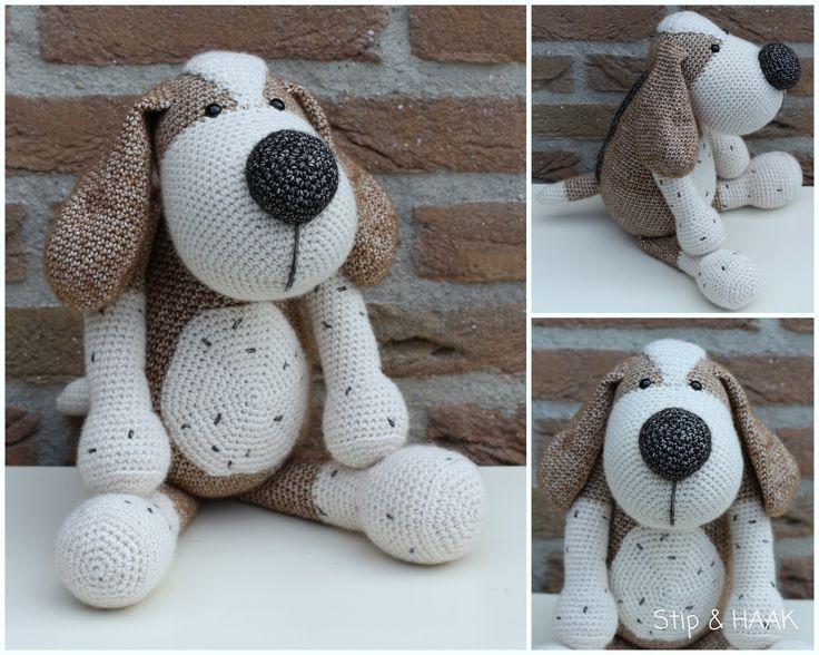 Stip & HAAK: Aanpassingen hond Boris