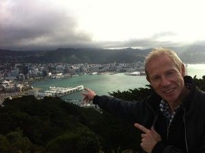 Wellington day tours led by Jerry Bridge