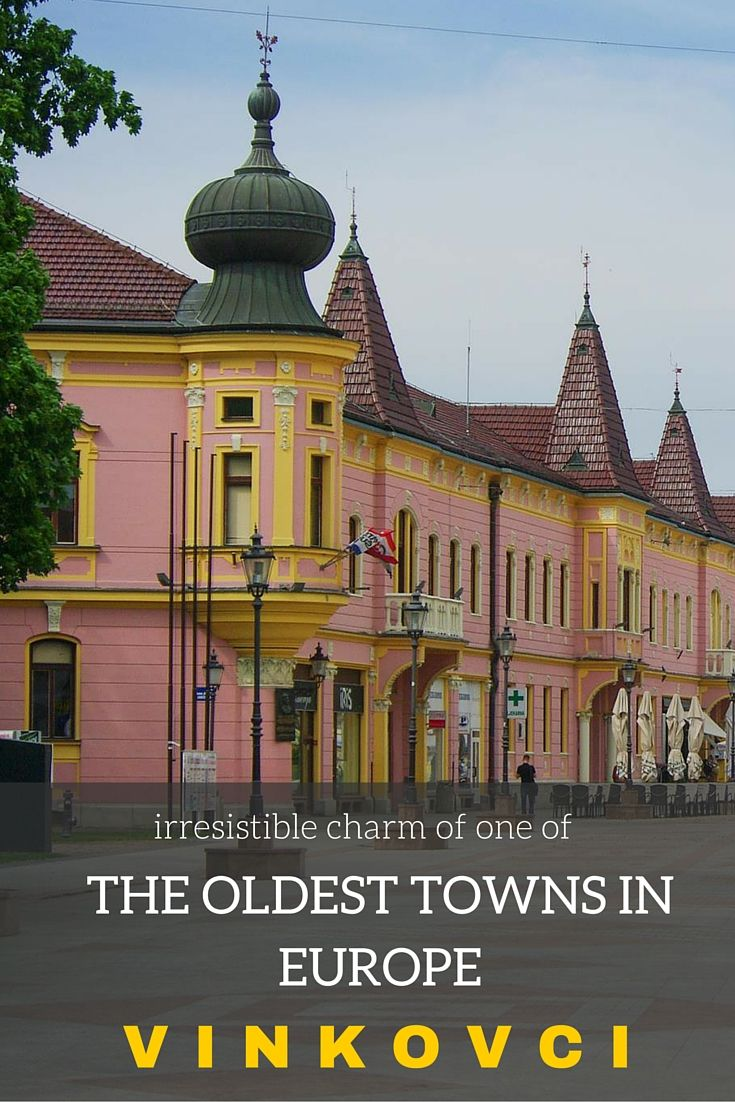 You really shouldn't be surprised Croatia is home to a town of such immense historic importance. #Vinkovci totalcroatia.eu