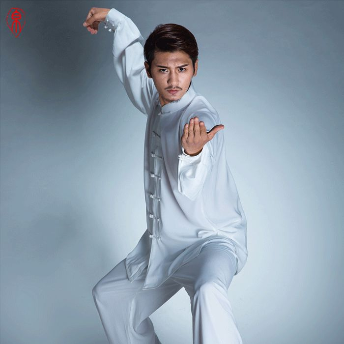 Чисто ручной тай-чи одежды хлопка и шелка возраст сезон боевые искусства униформа показать ли тай-чи костюм мужчины и женщины