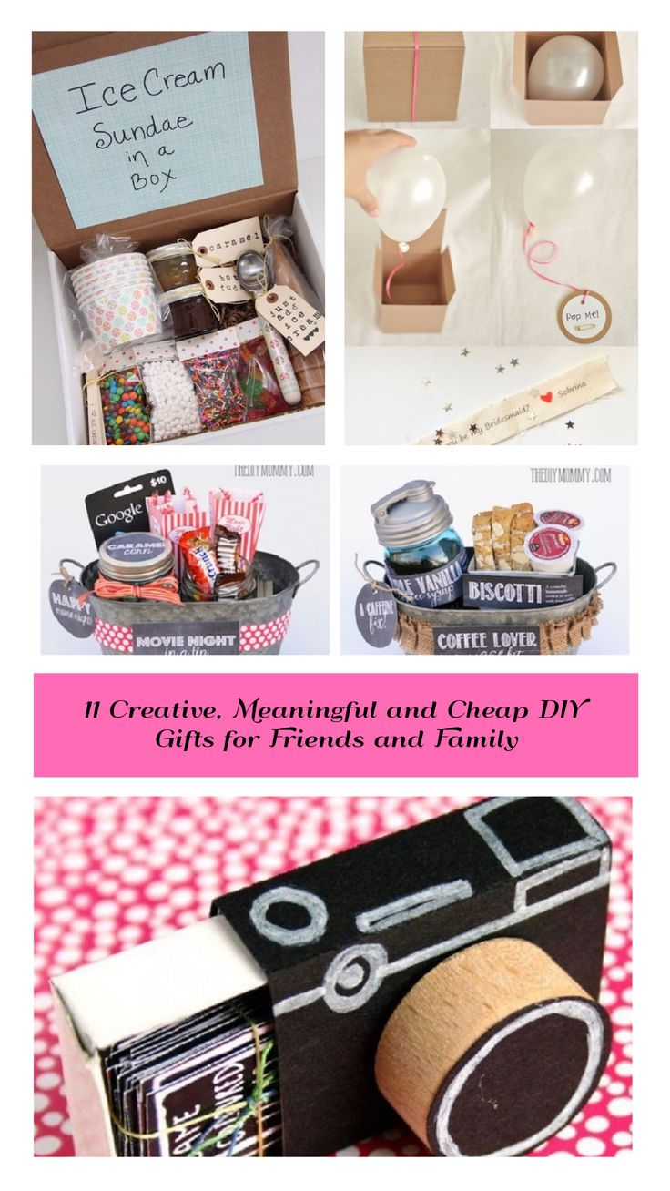 Best 25 cheap presents ideas on pinterest cheap for Easy cheap christmas gifts for friends
