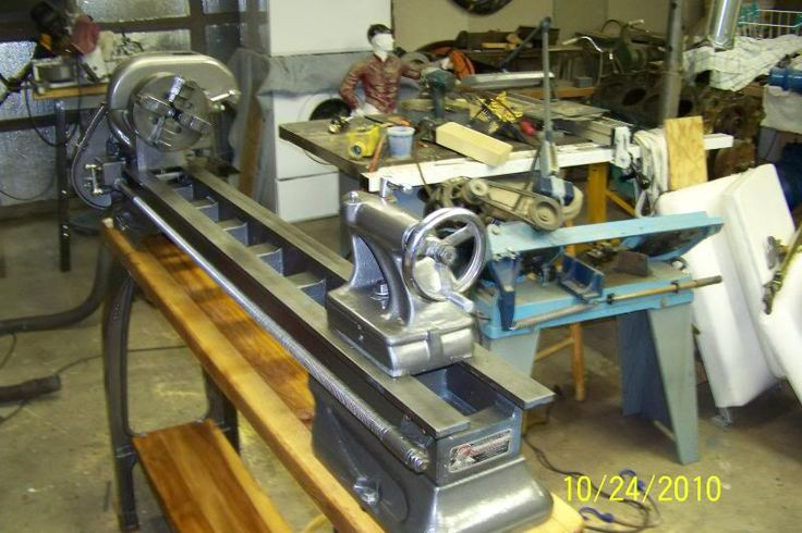 I'm thinking of getting a small metal lathe..... Any suggestions
