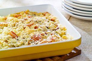 Potato & Vegetable Bake