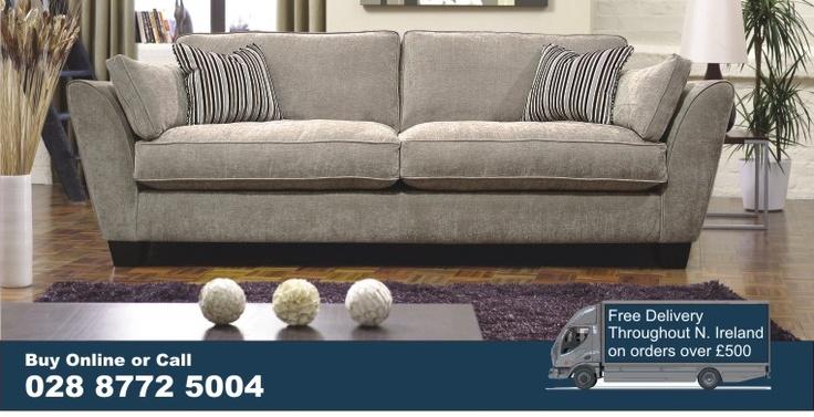 McCrystal Furnishings - Beds, Mattresses, Sofas, Dining Room Furniture -Beds Ireland - Beds - Mattresses - Futons - Bunks - Bed frames- Northern Ireland