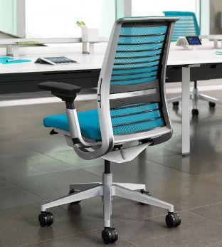 The New Think   Think   Task/Work Chairs   Seating   Category   Products   Steelcase (interesting chair that is funky)