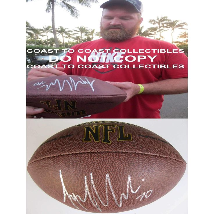 Logan Mankins, Tampa Bay Buccaneers, Bucs, New England Patriots, Signed, Autographed, NFL Football, a COA with the Proof Photo of Logan Signing Will Be Included