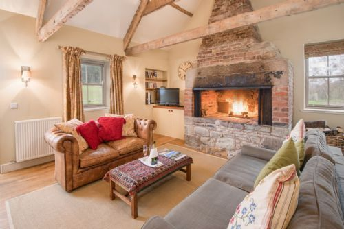 The Smithy Holiday Cottage - Cornhill, Northumberland | Crabtree & Crabtree