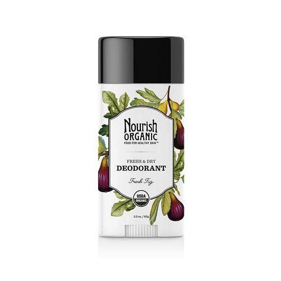 Organic Deodorant (Fresh Fig)