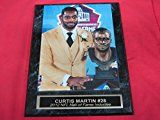 Curtis Martin New York Jets Plaques
