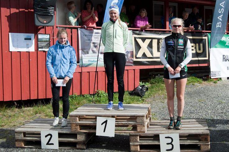 Det ble trippelseier for Hommelvik IL i kvinneklassen under lørdagens Vennafjellet Opp. Eiril Fuglem Renå tok seg til toppen på raskeste tid, fulgt av klubbvenninnene…