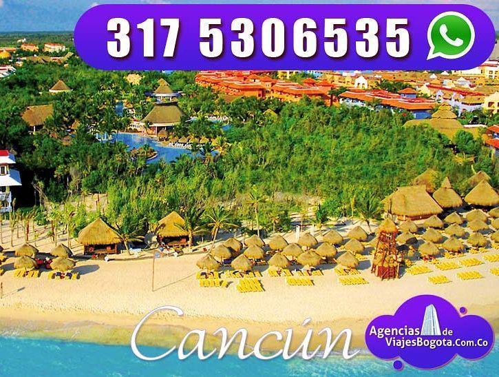 Viajes a Cancun todo incluido desde Bogota unas maravillosas vacaciones te esperan en tus #vacaciones  Viaja desde #bogota #chia #soacha #tunja #cundinamarca