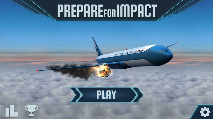 Prepare for Impact, A Simulator Game to Help Passengers Get Ready for Aircraft Emergencies