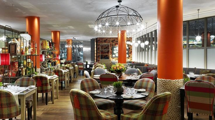 Refuel Soho Hotel, where to eat in London, good restaurants in London