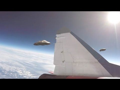 Across The Universe: Russian Pilot reported close encounter with Two UF...