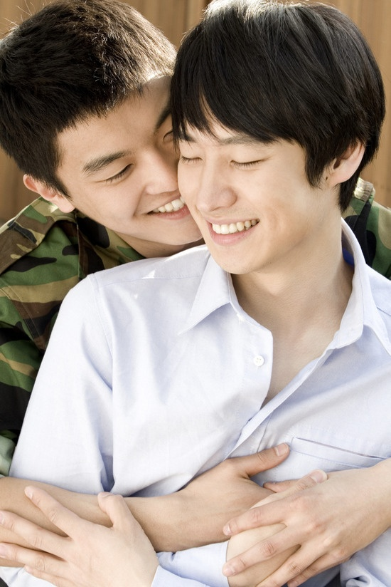 Yeon Woo-jin and Lee Je-hoon