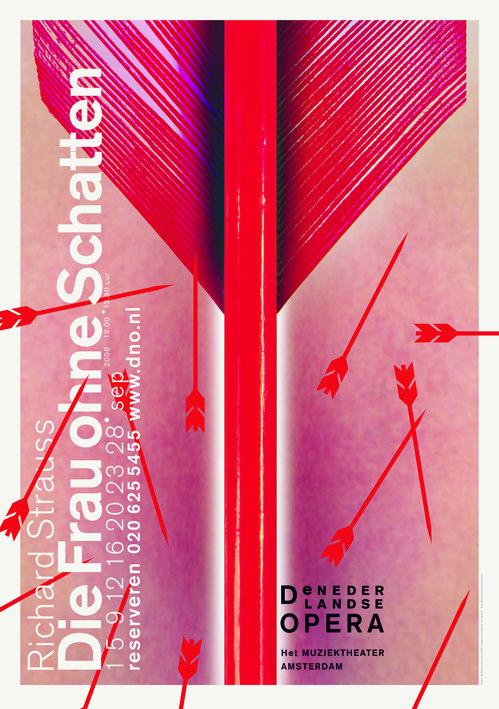lex reitsma poster for the richard strauss opera die frau ohne schatten - Ausatmen Fans Ef34