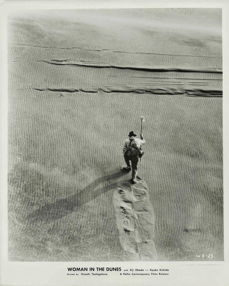 Hiroshi Teshigahara (1964) Woman in the Dunes {Suna no onna}   M180