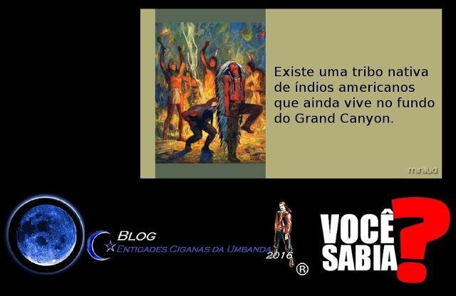 Entidades Ciganas da Umbanda (Clique Aqui) para entrar.: VOCÊ SABIA? ÍNDIOS AMERICANOS