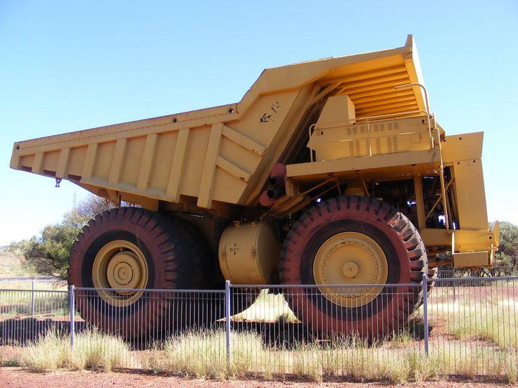 Mining Truck, Tom Price, WA