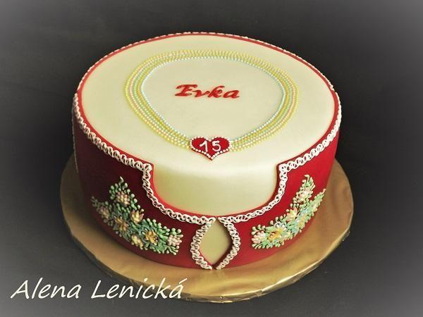narodeninová torta, narodeninové