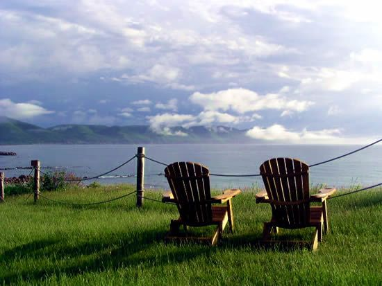 Cape Breton, NS. We have a cottage in Mira & its one of the most relaxing places I have ever been!
