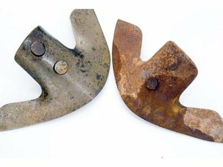 Con el paso del tiempo, los objetos metálicos pueden oxidarse. Hoy vamos a ver cómo ponerle remedio.