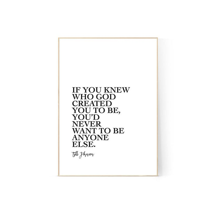 Bill Johnson Quote, Printable, Wall Art, A4, Bethel, Christian, Print, Graphic Design Poster by GraceGradient on Etsy