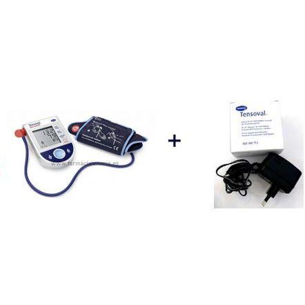 Tensoval Duo Control Nueva Generación con adaptador de corriente
