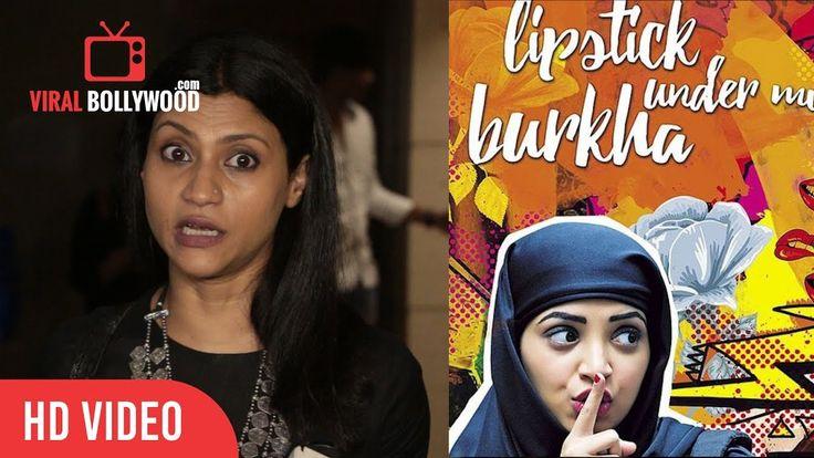 Konkona Sen Sharma On Lipstick Under My Burkha A Death In The Gunj Special Screening