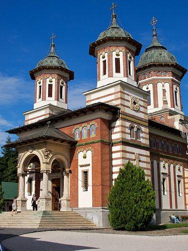 Sinaia Monastery | Flickr: Intercambio de fotos