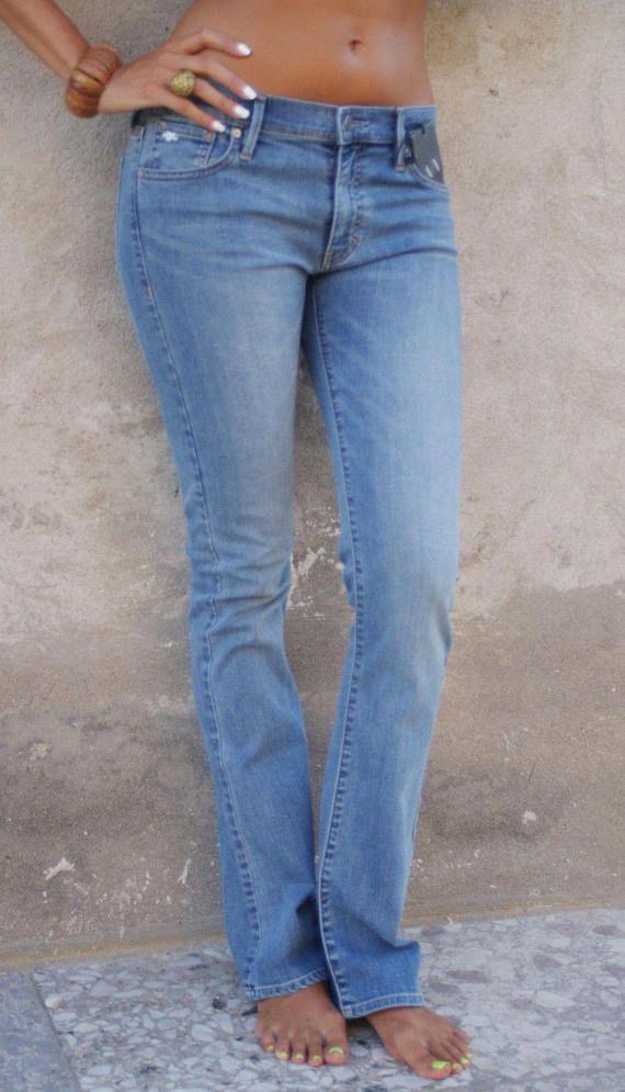 NUOVA linea donna blu Crop Flare jeans Next Taglia 14 12 10 regolare