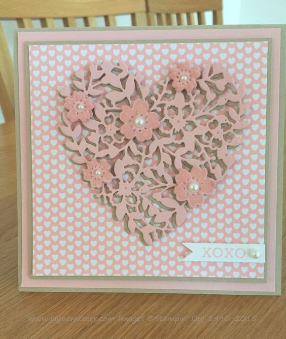 525 best Valentine cards images on Pinterest  Cards Invitations