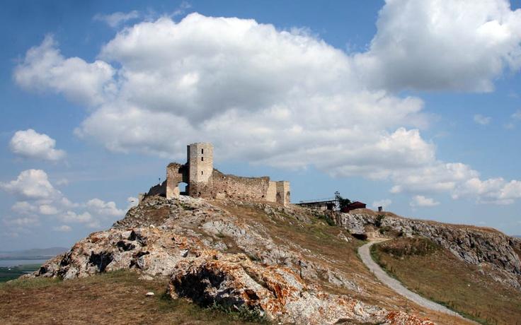 visit Romania: Enisala Fortress   Danube Delta Safari Village
