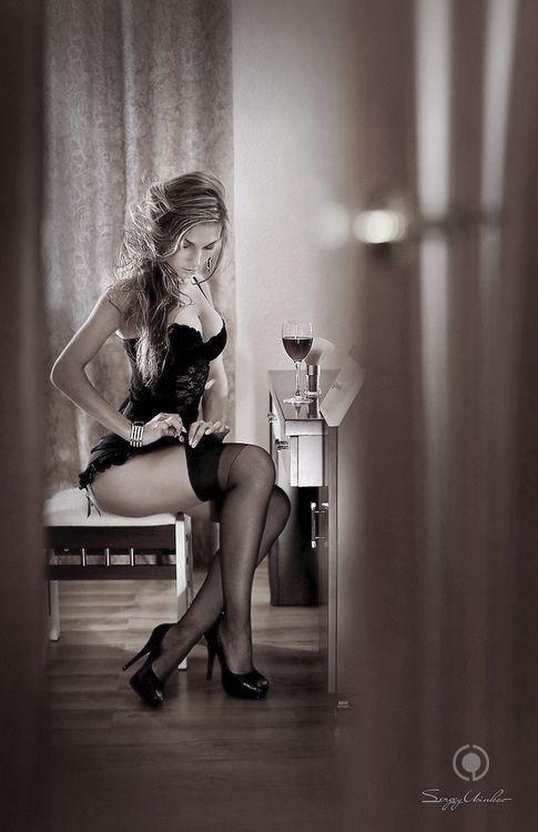 Love this boudoir pic.