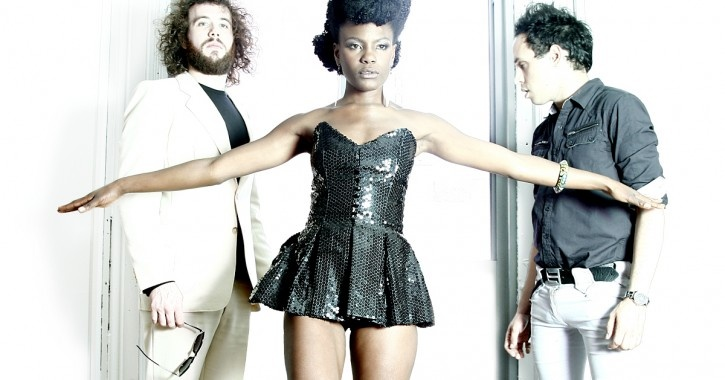 "Noisettes; ""Never Forget You"" Song Of The Day (OurVinyl.com 2013)"