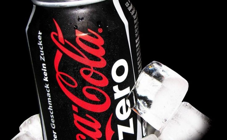Coca Cola Zero HD Wallpaper