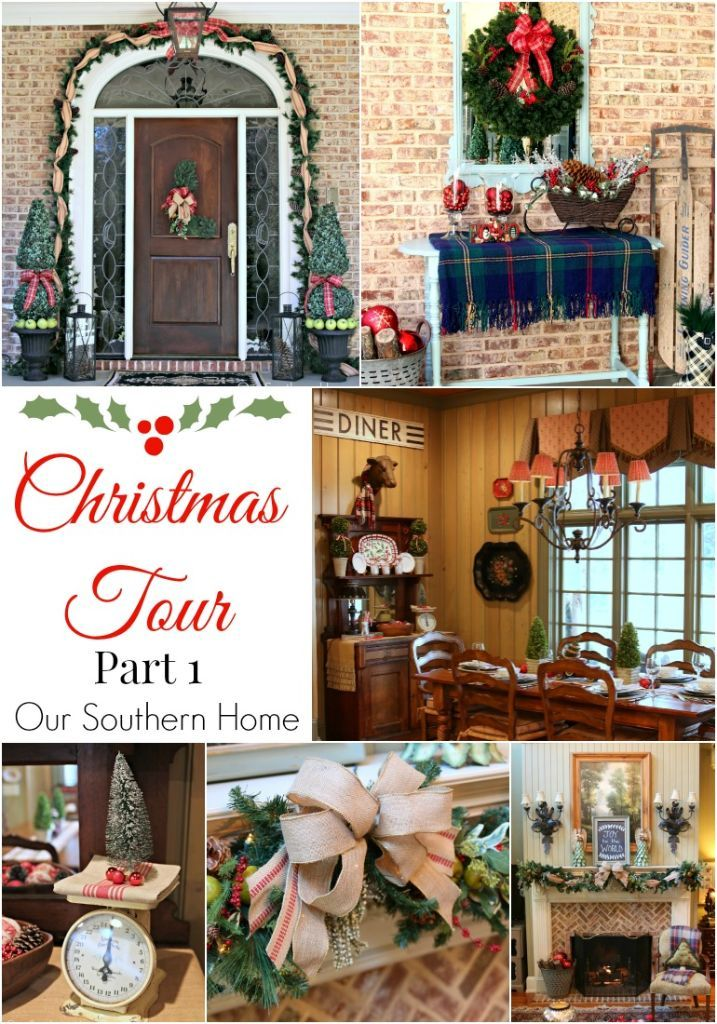 64 best french country christmas images on pinterest christmas crafts christmas morning Southern home decor on pinterest