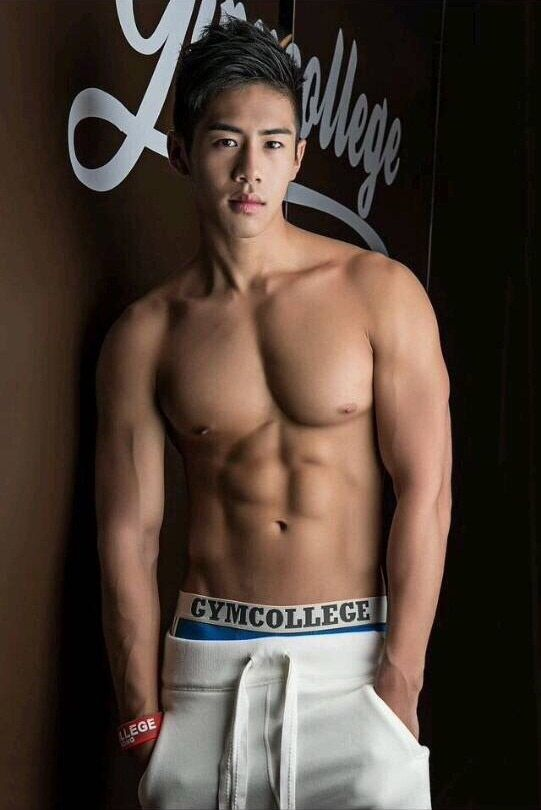 This Guy's World: James Wong For Gym College