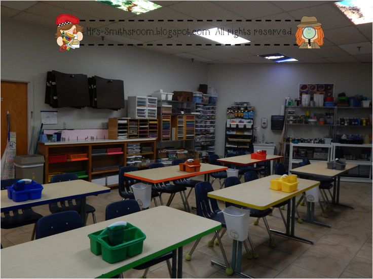 Superior 450 Best Art Room   Organized Chaos :D Images On Pinterest | Classroom  Organization, School And Art Classroom