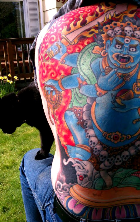 Tattoo By Ms Mikki Of Fortune Tattoo 1716 E Burnside St, Portland, OR 97214