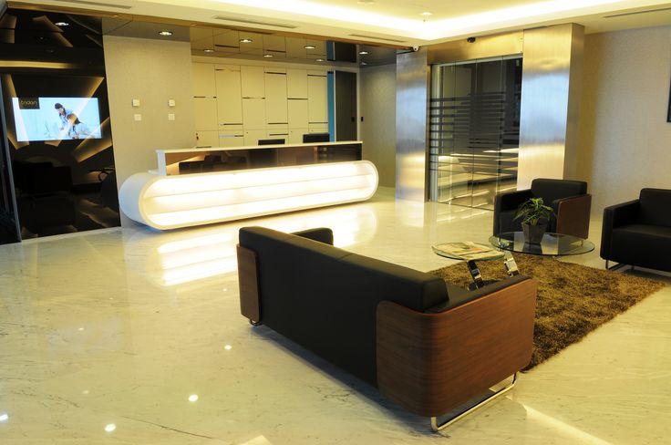 Triden Suite Lobby