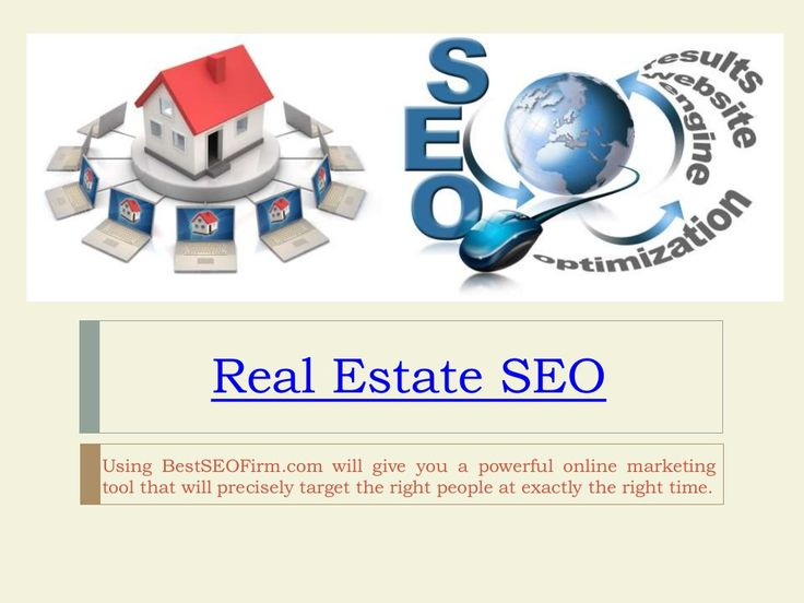 Real Estate SEO is a vital part of your web marketing strategy, yet it is simply a piece of your plan. Ensure you know whatever you are obtaining into before hiring any kind of outdoors company to help you enhance your realty website positions. Check this link right here http://www.bestseofirm.com/services_real_estate_seo.php for more information on Real Estate Marketing.