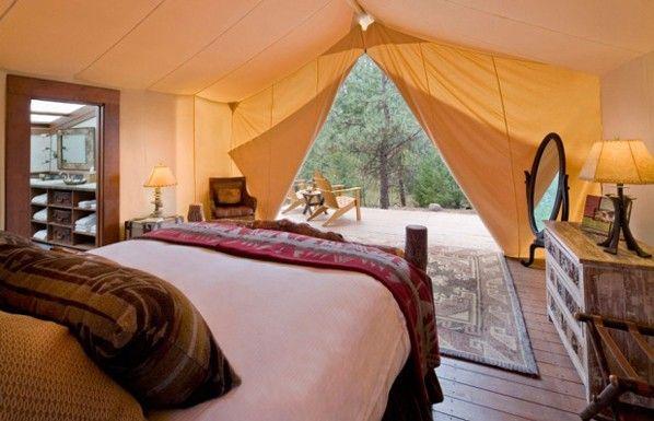 Resort at Paws Up, Greenough, Montana