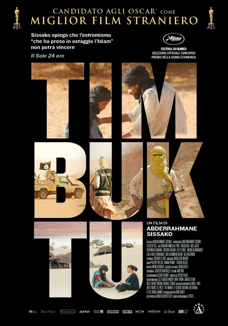 Timbuktu - Film (2014)