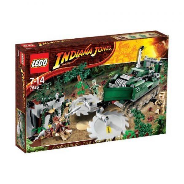 lego indiana jones | lego indiana jones dschungelfraeser 7626 indiana jones und mutt 1