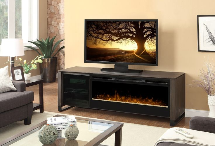 Dimplex Howden entertainment cabinet with BLF50 electric #fireplace, $1899.00 cdn.