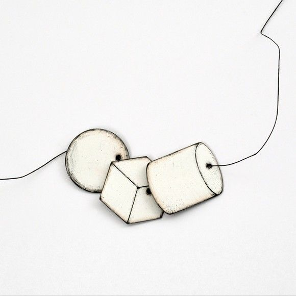 Christoph Straube : silver, enamel