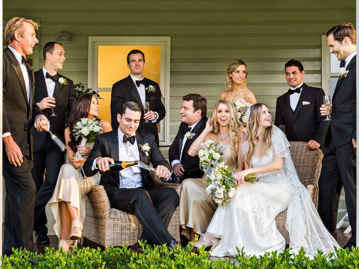 Spicers Clovelly Wedding Montville Hinterland Jane and Ben
